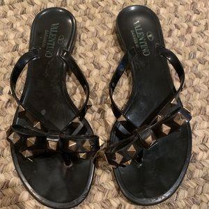 Valentino stud Sandals